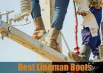 4 Best Lineman Boots In The Market 2019