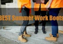 Summer Work Boots