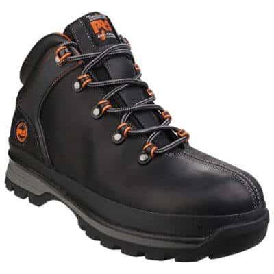 Timberland Pro Mens Splitrock Xt Lace Up Premium Leather Boots (8 Us) (black)