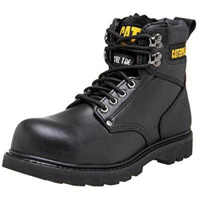 Caterpillar Mens 2nd Shift Steel Toe Boot