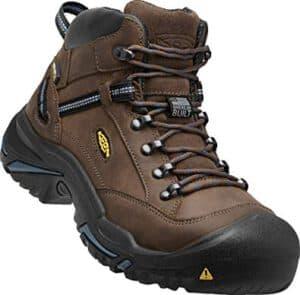 Keen Utility Men's Braddock Mid Steel Toed Boot